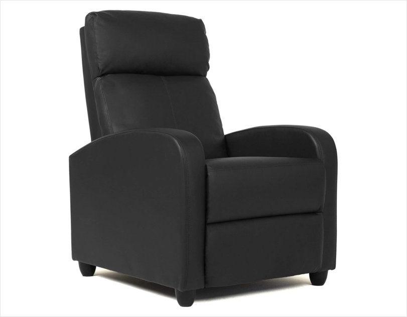 BestMassage Wingback Recliner Chair