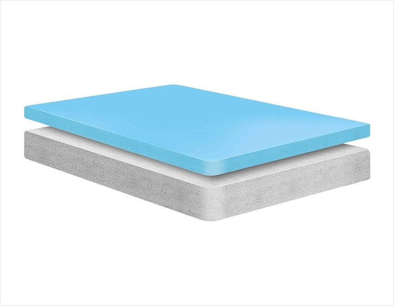 Modway Aveline Gel Infused Memory Foam Twin Mattress