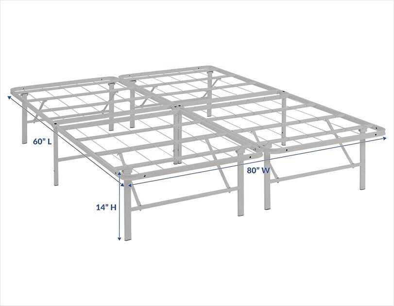 Modway Horizon Full Bed Frame