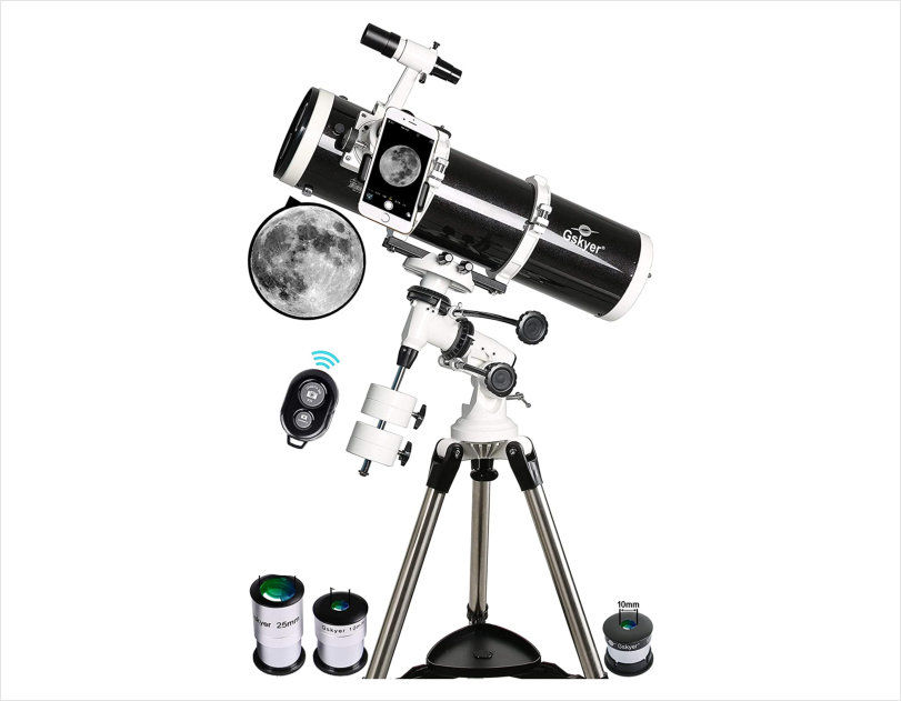 Gskyer Telescope 130EQ