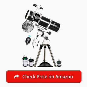 Gskyer Telescope 130EQ Sticky