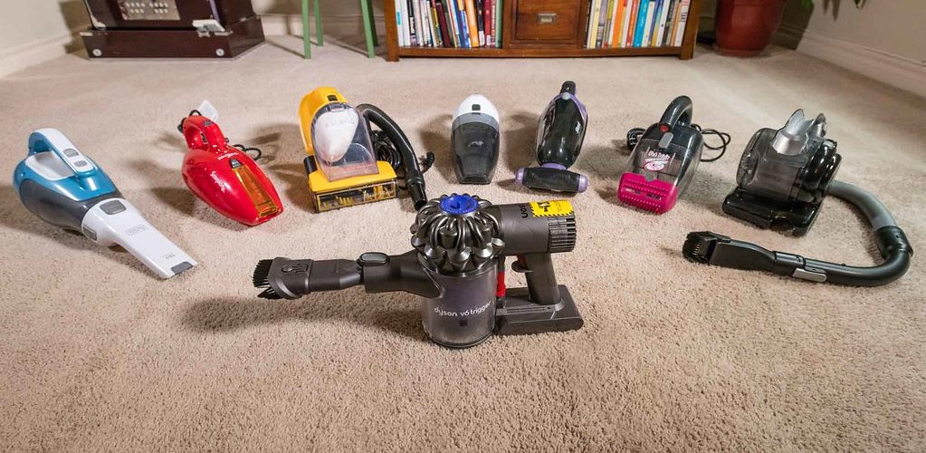 Vacuumes